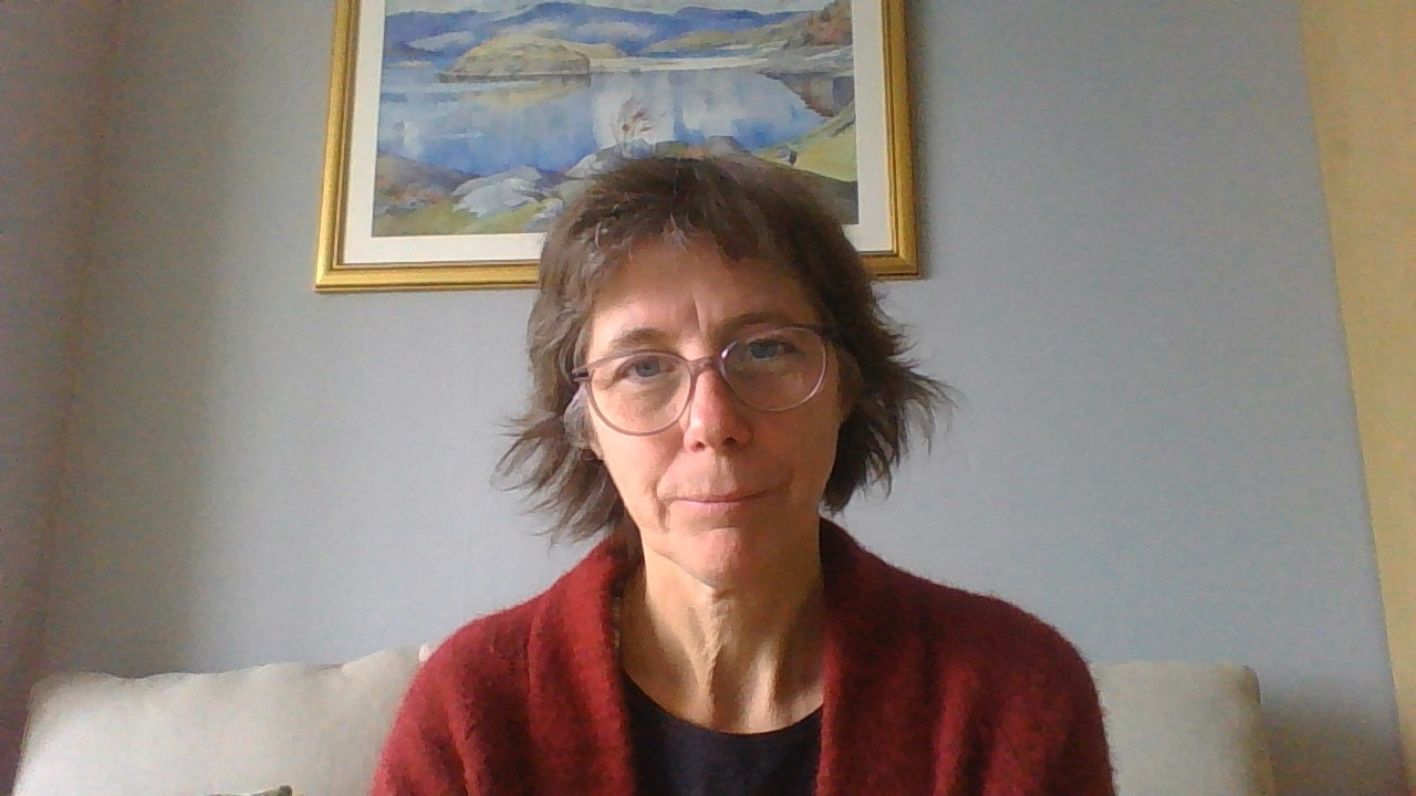 Sue Reid Glasgow based counsellor